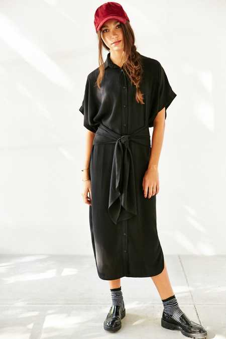 C/meo Collective No Limit Maxi Shirtdress