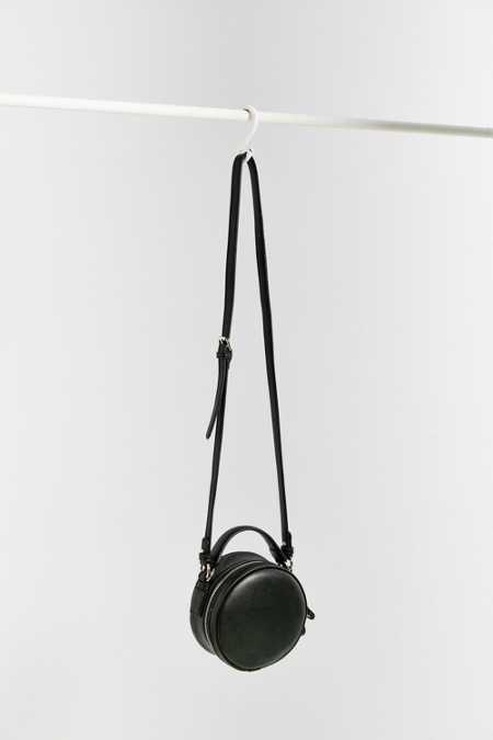 Cooperative Round Crossbody Bag