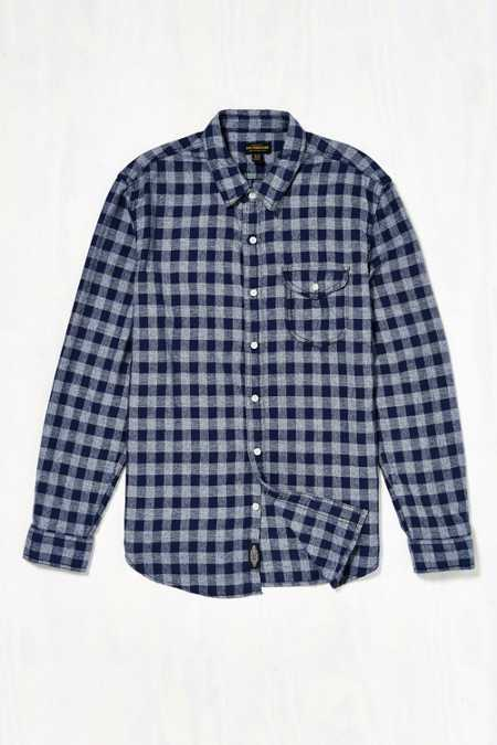 CPO Grindle Gingham Button-Down Shirt