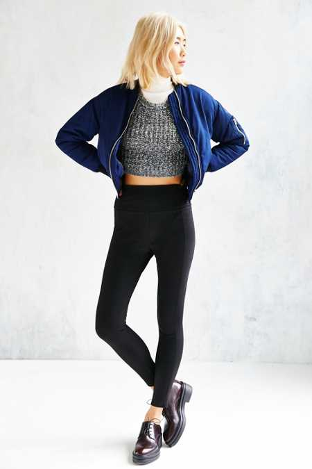 Silence + Noise Dyna High-Rise Skinny Pant