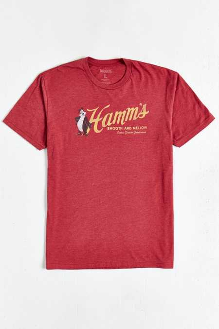 Tailgate Clothing Co. Hamm's Tee