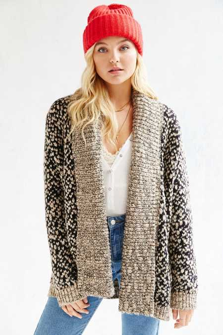 Ecote Curl Up Cardigan