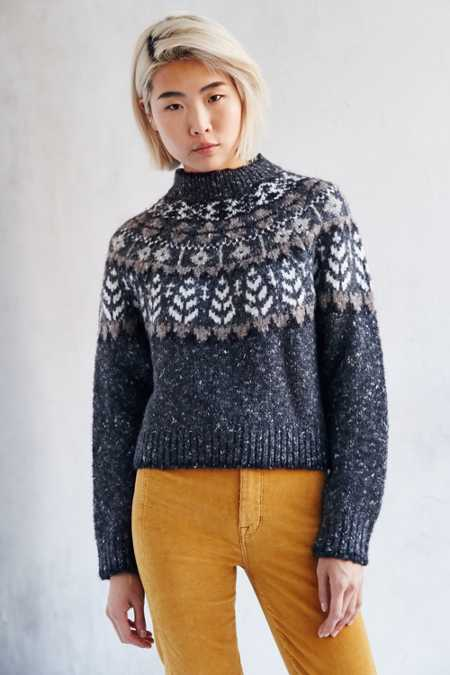 Kimchi Blue Up North Sweater