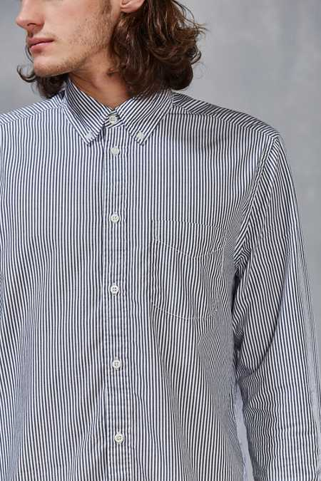 CPO Stripe Poplin Button-Down Shirt