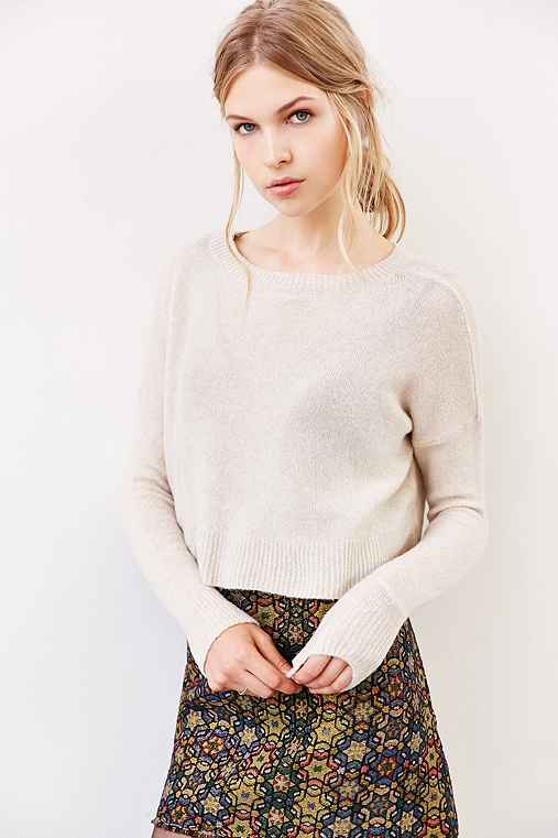 Cooperative Perfect Sweater,IVORY,XS