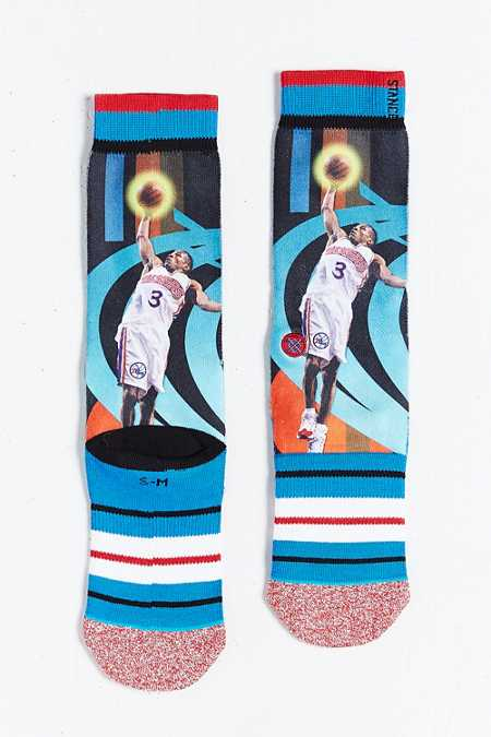 Stance Iverson Trading Card Sock