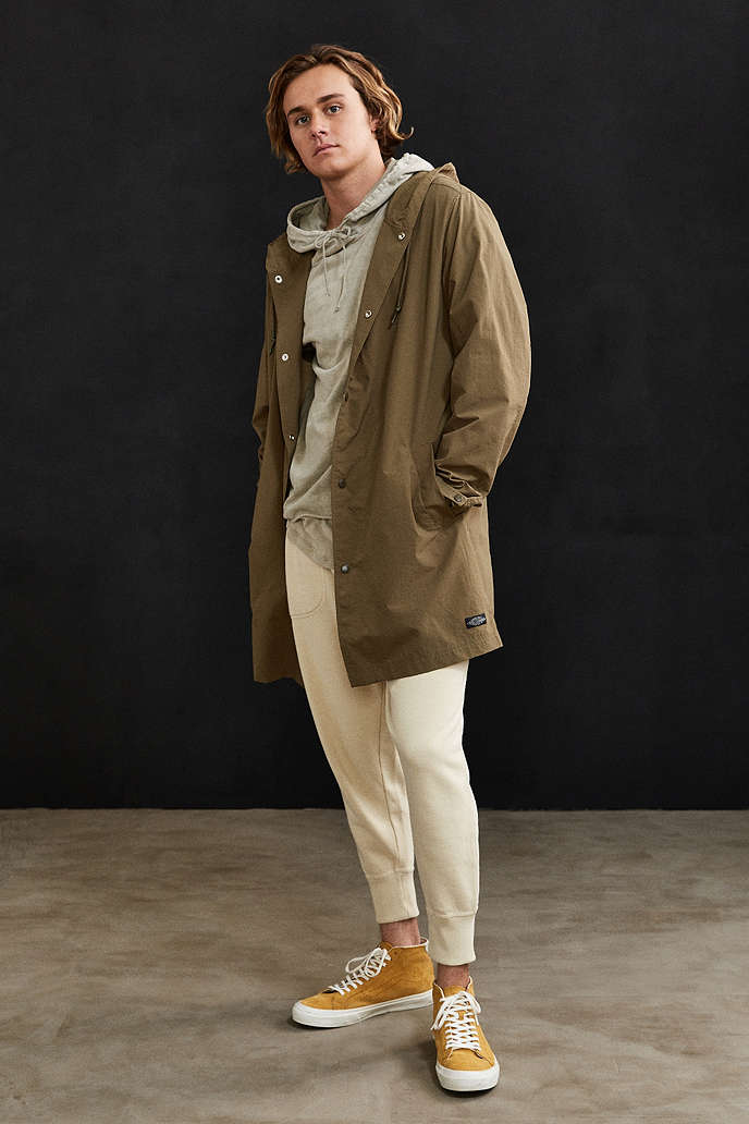 Long Parka Jacket | Outdoor Jacket