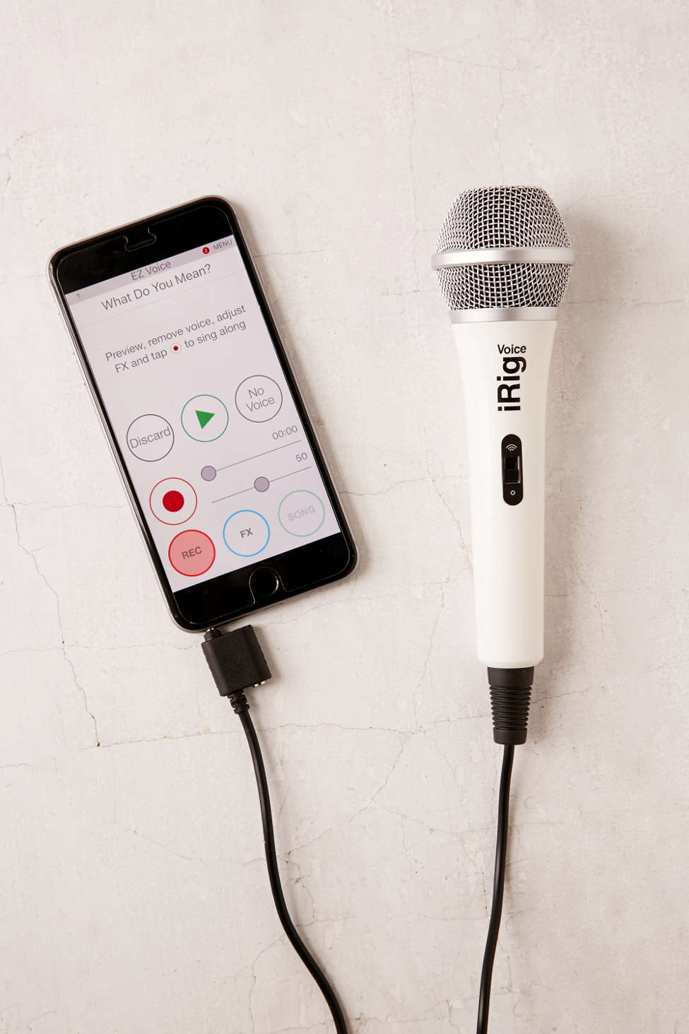 iRig IPhone Karaoke