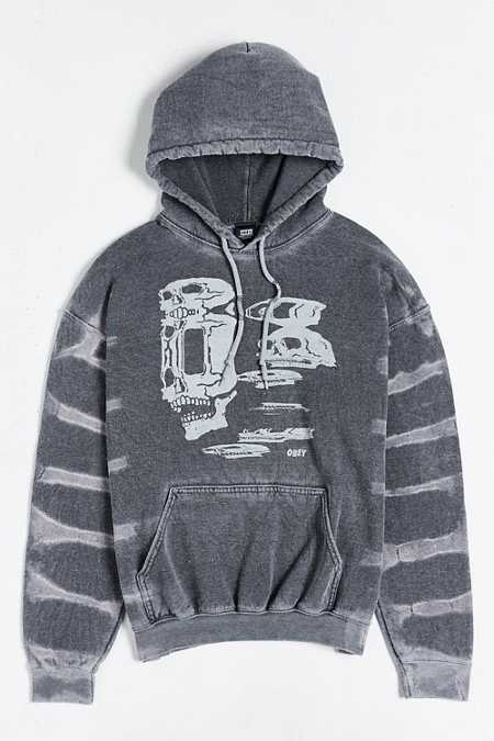 OBEY Don't Trip Hooded Sweatshirt