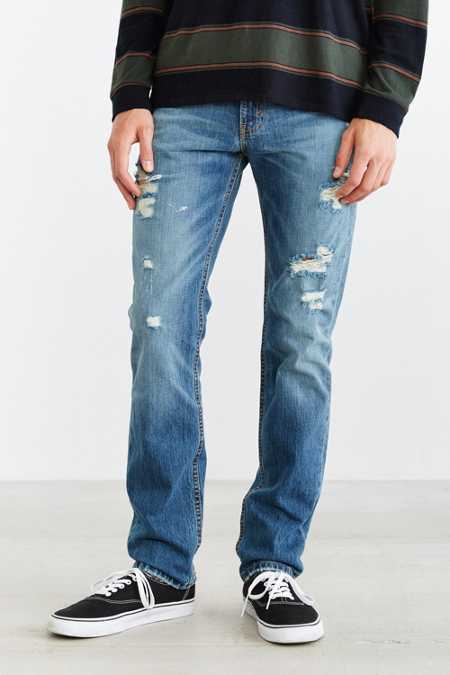 Levi's 511 Blue Barnacle Slim Jean