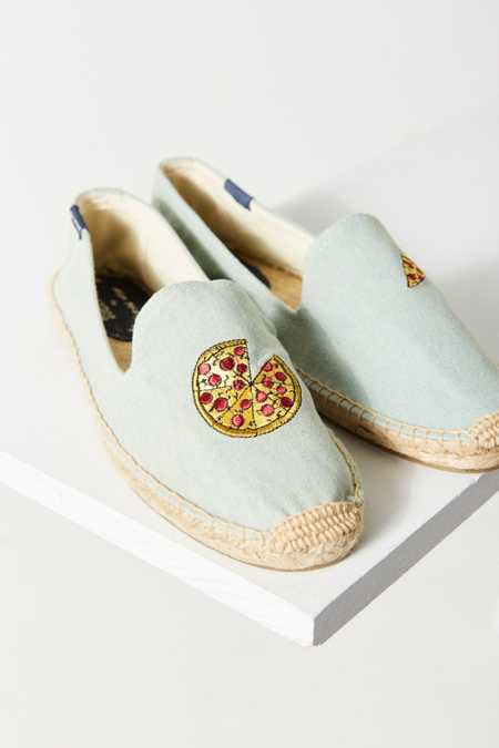 Soludos X Jason Polan Smoking Slipper