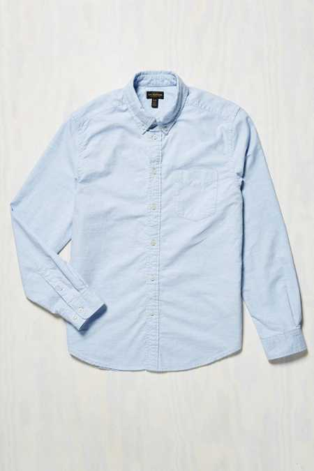 CPO Heather Flannel Button-Down Shirt