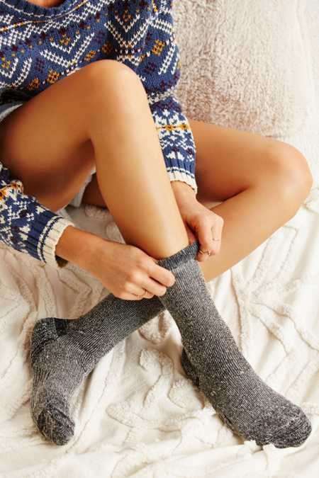 Cozy Lined Boot Sock