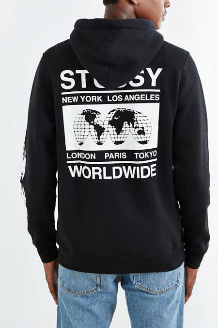 Stussy Atlas Hooded Sweatshirt