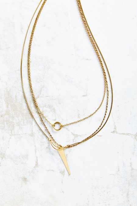 Every Angle Layering Necklace