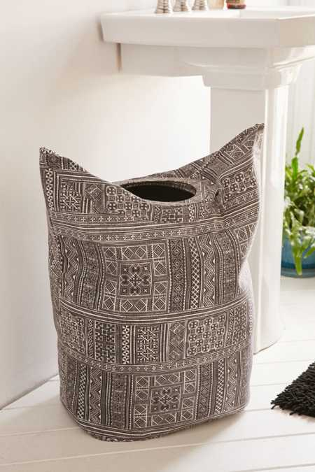 Kali Standing Laundry Bag Hamper