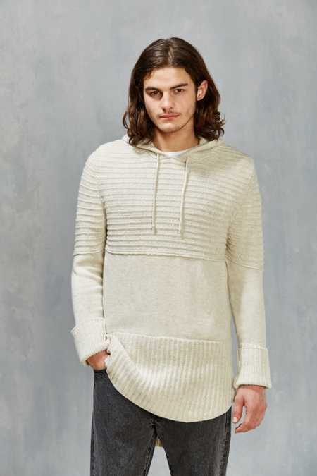 Strand Magnus Scoop Hooded Sweater