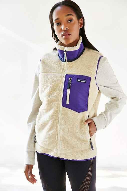 Patagonia Classic Retro-X Vest,IVORY,L