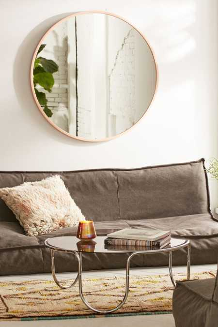 Umbra Oversized Hub Mirror