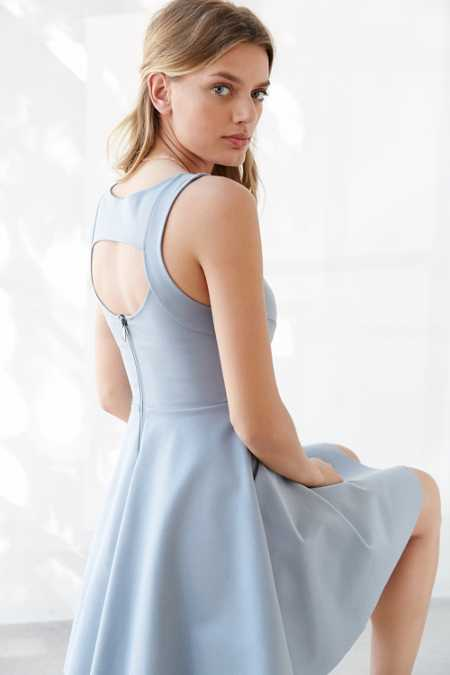 Kimchi Blue Camrin Fit + Flare Dress