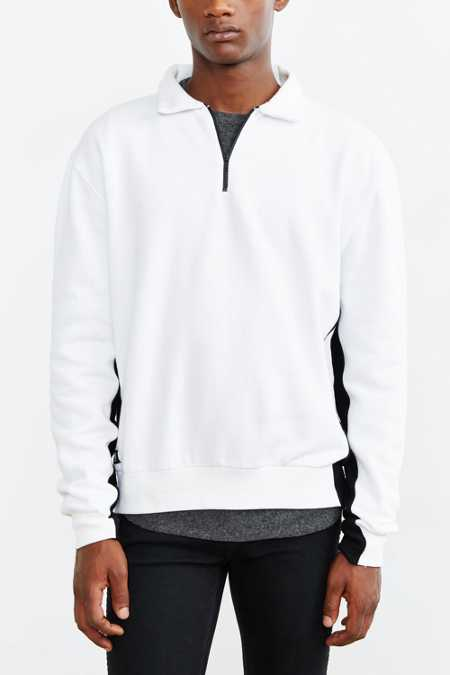 Ashley Marc Hovelle Collar Sweatshirt