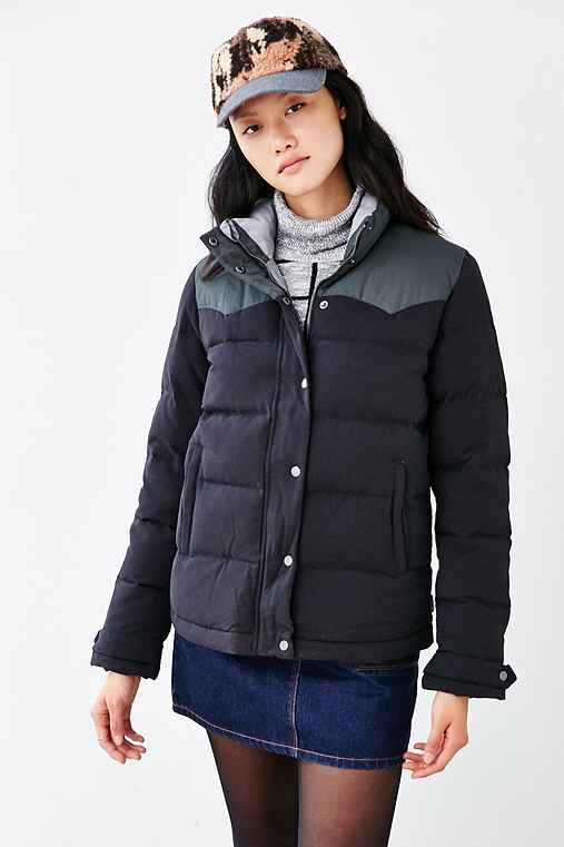 Patagonia Bivy Puffer Jacket Urban Outfitters
