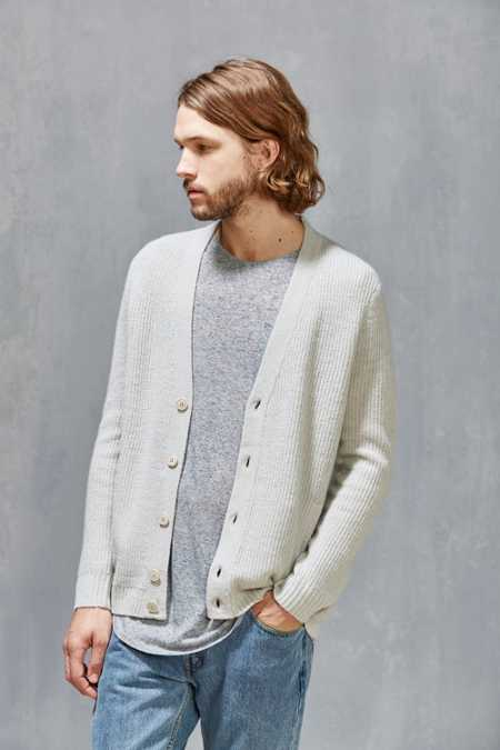 CPO Ribbed Cardigan
