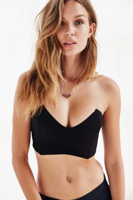 Out From Under Strapless Bra Top