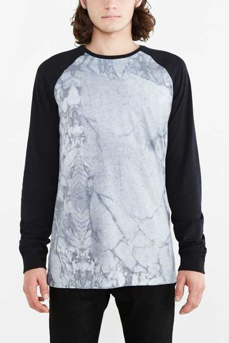 Globe Moonshine Long-Sleeve Raglan Tee