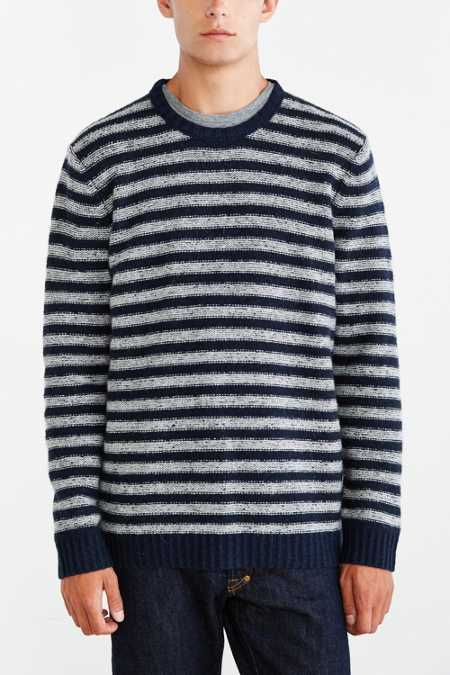CPO Striped Wool Sweater