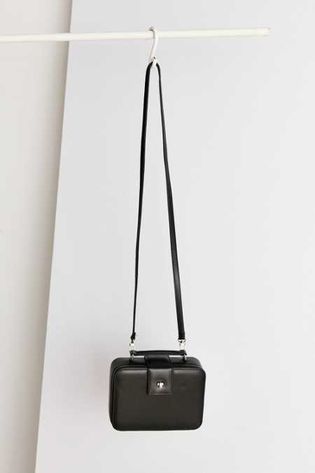 Cooperative Mini Luggage Crossbody Bag