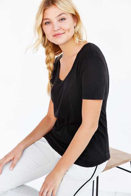 Truly Madly Deeply Cindy Scoop Tee