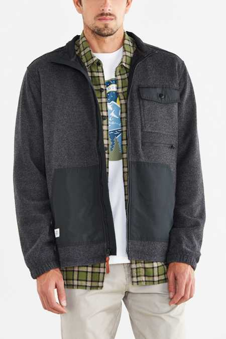 Katin Polar Fleece Zip Jacket
