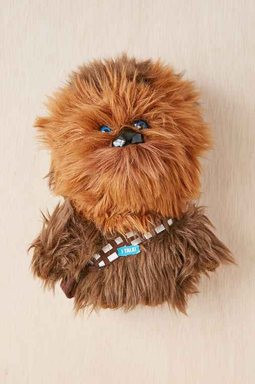 Mini Talking Chewie Plush Toy,BROWN,ONE SIZE