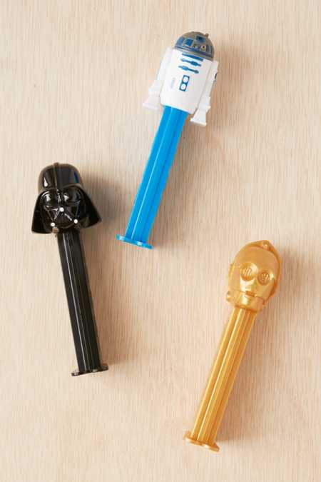 Pez Star Wars Dispensers