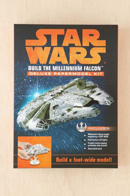 Star Wars Build Your Own Millennium Falcon Kit