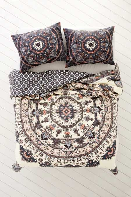 Bedspreads duvet covers urban outfitters for Housse duvet
