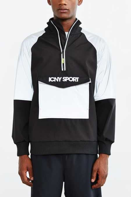 ICNY Angelo Crew Jacket