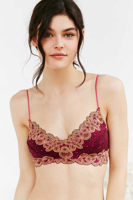 Pins And Needles Limited Edition Chloe Bralette