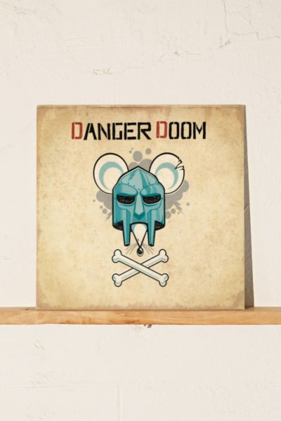 DANGERDOOM - The Mouse And The Mask LP