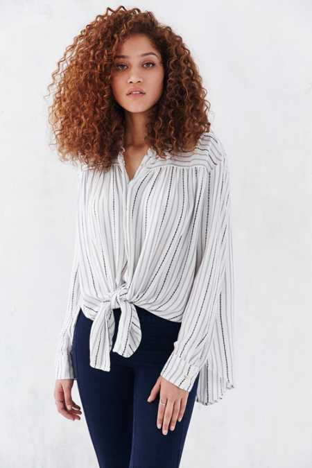 BDG Melanie Button-Down Shirt
