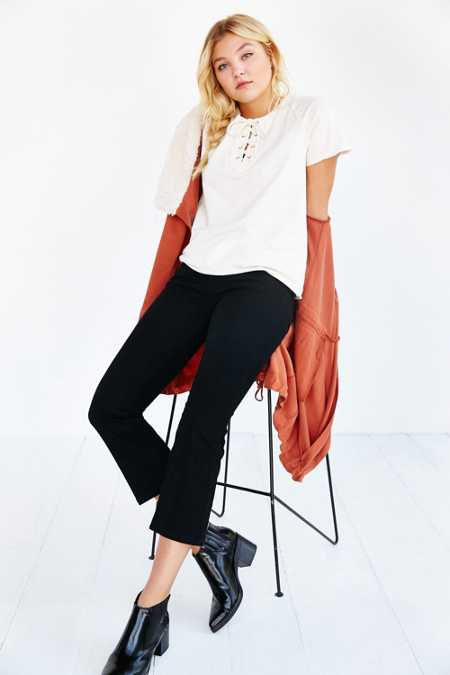 Mouchette All Tied Up Pull-Over Shirt