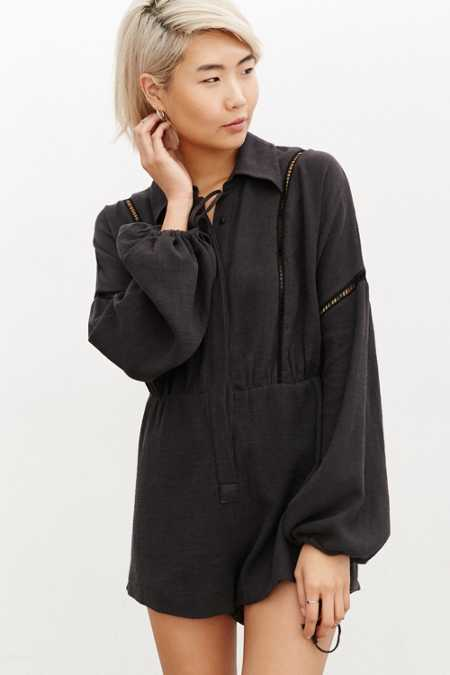 Stevie May Johan Bell Sleeve Romper