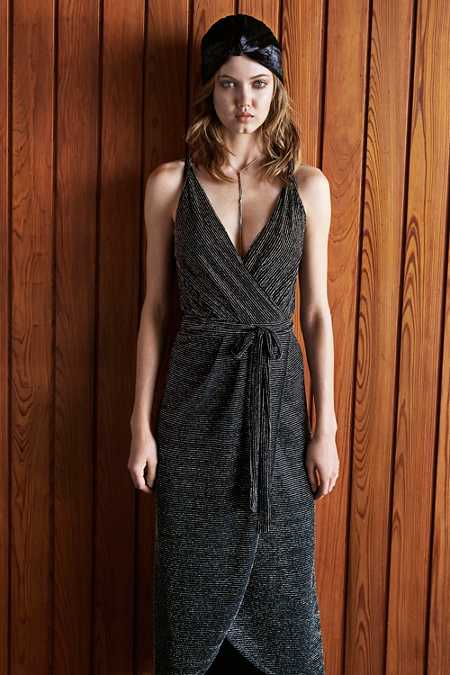 Bec & Bridge Magic Night Wrap Dress
