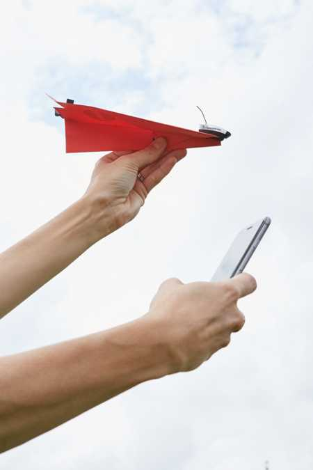 Power Up 3.0 Paper Airplane Adaptor