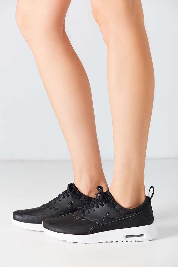 nike baskets air max command - Nike Air Max Thea Premium Sneaker - Urban Outfitters