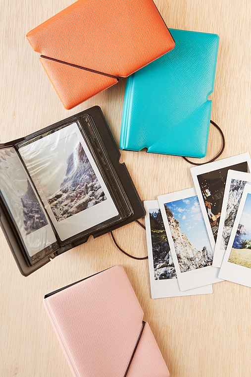 Mini Instax Photo Album,BLACK,ONE SIZE