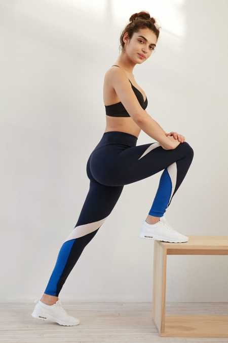 Nike Legendary Fabric Twist Veneer Legging
