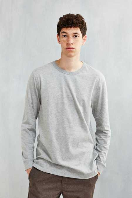 BDG Long-Sleeve Crew Neck Tee