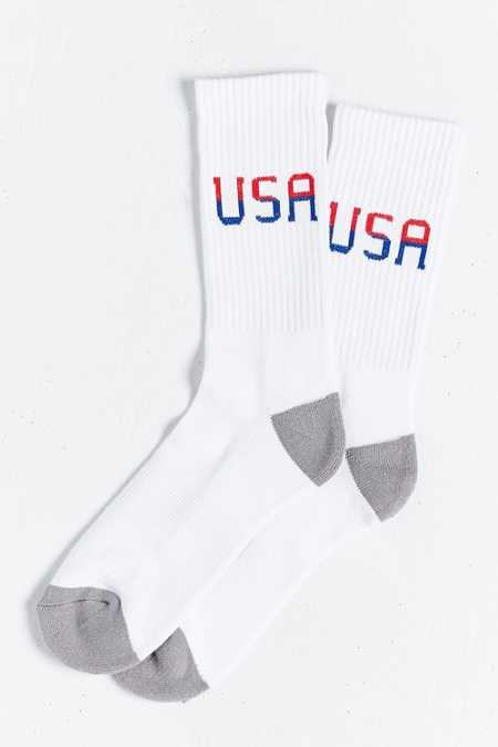 New USA Sock